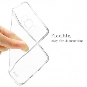 Imak Ultra Thin TPU Case for Samsung Galaxy S8 - Transparent - 6