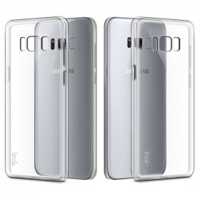 Imak Ultra Thin TPU Case for Samsung Galaxy S8 - Transparent - 7