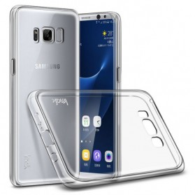 Imak Ultra Thin TPU Case for Samsung Galaxy S8 Plus - Transparent