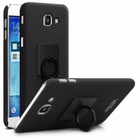 Imak Contracted iRing Hard Case for Samsung Galaxy A5 2017 A520F - Black