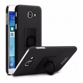 Imak Contracted iRing Hard Case for Samsung Galaxy A7 2017 A720F - Black