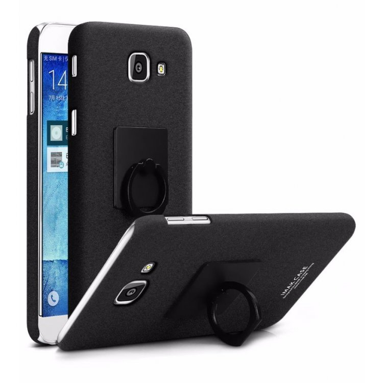 the latest 71598 e3816 Imak Contracted iRing Hard Case for Samsung Galaxy A7 2017 A720F ...