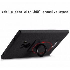 Imak Contracted iRing Hard Case for Xiaomi Mi Mix - Black - 5