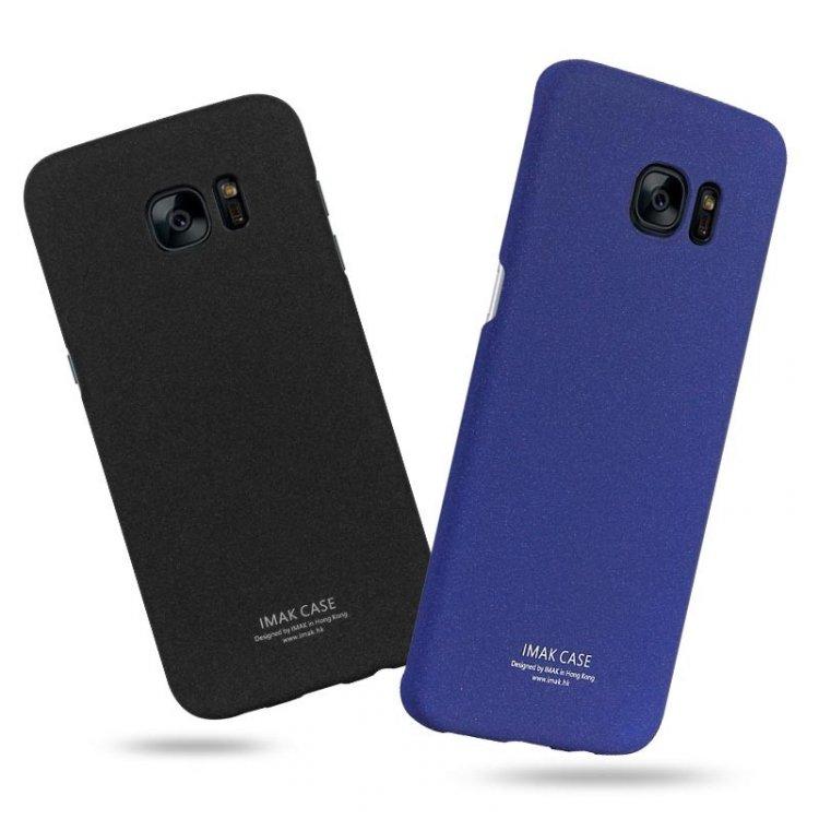 best website 98935 ca18f Imak Cowboy Hard Case for Samsung Galaxy S7 Edge - Black ...