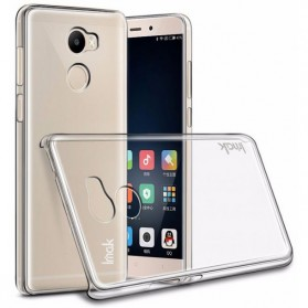 Imak Crystal 2 Ultra Thin Hard Case for Xiaomi Redmi 4 - Transparent - 1