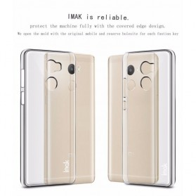 Imak Crystal 2 Ultra Thin Hard Case for Xiaomi Redmi 4 - Transparent - 2