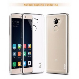 Imak Crystal 2 Ultra Thin Hard Case for Xiaomi Redmi 4 - Transparent - 3
