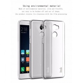 Imak Crystal 2 Ultra Thin Hard Case for Xiaomi Redmi 4 - Transparent - 6