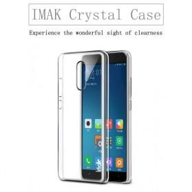Imak Crystal 2 Ultra Thin Hard Case for Xiaomi Redmi Note 4X - Transparent - 2