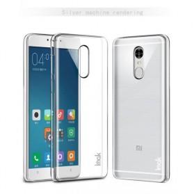 Imak Crystal 2 Ultra Thin Hard Case for Xiaomi Redmi Note 4X - Transparent - 3