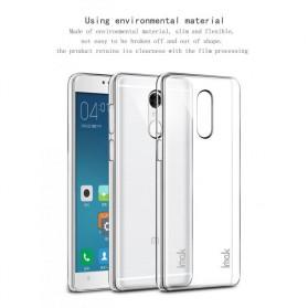 Imak Crystal 2 Ultra Thin Hard Case for Xiaomi Redmi Note 4X - Transparent - 4