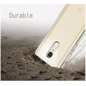 Imak Crystal 2 Ultra Thin Hard Case for Xiaomi Redmi Note 4X - Transparent - 6