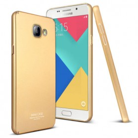 Imak Jazz Series Ultra Thin Case for Samsung Galaxy A9 2016 A900F A9000 - Golden