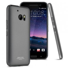 Imak Jazz Series Ultra Thin Case for HTC One M10 - Gray