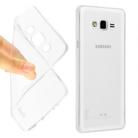 Imak Ultra Thin TPU Case for Samsung Galaxy J5 2016 J5108 - Transparent - 2