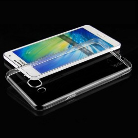 Imak Ultra Thin TPU Case for Samsung Galaxy J5 2016 J5108 - Transparent - 6