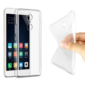 Imak Ultra Thin TPU Case for Xiaomi Redmi Note 4 Mediatek - Transparent - 2