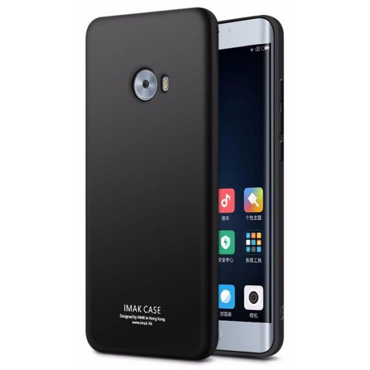 save off 7df63 1db76 Imak Full Cover Silicone Case for Xiaomi Mi Note 2 - Black
