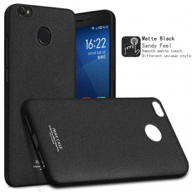 Imak Ultra Thin TPU Case for Xiaomi Redmi 4x - Black