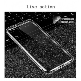 Imak Ultra Thin TPU Case for Xiaomi Mi6 - Transparent - 6