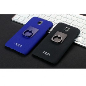 Imak Contracted iRing Hard Case for Samsung Galaxy J7 2017 J730F - Black - 8