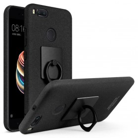 Imak Contracted iRing Hard Case for Xiaomi Mi A1/5x - Black