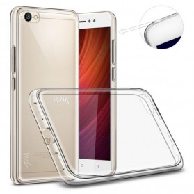 Imak Ultra Thin TPU Case for Xiaomi Redmi Note 5A - Transparent
