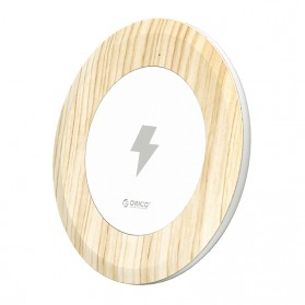 Orico Intelligent Qi Wireless Charging Dock - W0C1-WD - White - 3