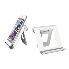 Orico Smartphone Tablet Foldable Stand - PH2 - Black - 2