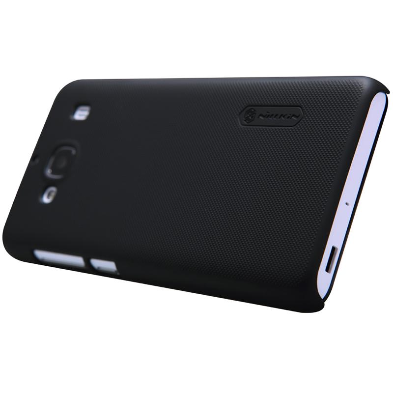 ... Nillkin Super Frosted Shield Hard Case for Xiaomi Redmi 2 - Black - 4 ...