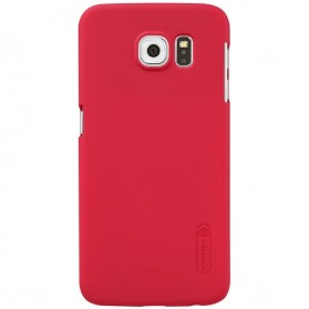 Nillkin Super Frosted Shield Hard Case for Samsung Galaxy S6 G920F - Red