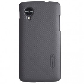 Nillkin Super Frosted Shield Hard Case for LG Google Nexus 5 - Black