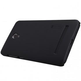 Nillkin Super Frosted Shield Hard Case for Asus Zenfone 5 Lite A502CG - Black - 3