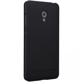 Nillkin Super Frosted Shield Hard Case for Asus Zenfone 5 Lite A502CG - Black - 4