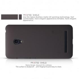 Nillkin Super Frosted Shield Hard Case for Asus Zenfone 5 Lite A502CG - Black - 6