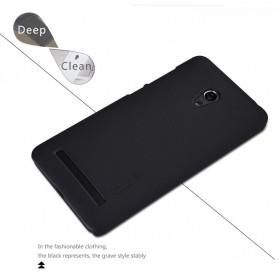 Nillkin Super Frosted Shield Hard Case for Asus Zenfone 5 Lite A502CG - Black - 7