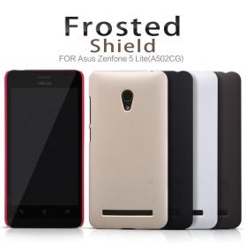 Nillkin Super Frosted Shield Hard Case for Asus Zenfone 5 Lite A502CG - Black - 9
