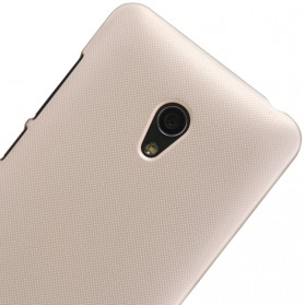 Nillkin Super Frosted Shield Hard Case for Asus Zenfone 5 Lite A502CG - Golden - 3