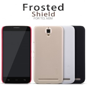 Nillkin Super Frosted Shield Hard Case for Alcatel One Touch Flash Plus - Black