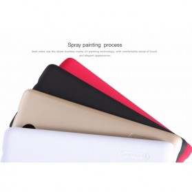 Nillkin Super Frosted Shield Hard Case for Xiaomi Redmi Note 3 / Note 3 Pro (KENZO) - Golden - 5