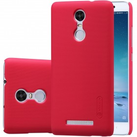 Nillkin Super Frosted Shield Hard Case for Xiaomi Redmi Note 3 / Note 3 Pro (KENZO) - Red