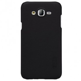 Nillkin Super Frosted Shield Hard Case for Samsung Galaxy J7 2015 - Black