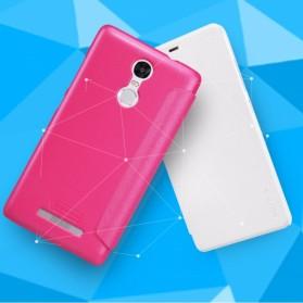 Nillkin Sparkle Window Case for Xiaomi Redmi Note 3 / Note 3 Pro (KENZO) - Black - 4