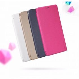 Nillkin Sparkle Window Case for Xiaomi Redmi Note 3 / Note 3 Pro (KENZO) - Black - 5