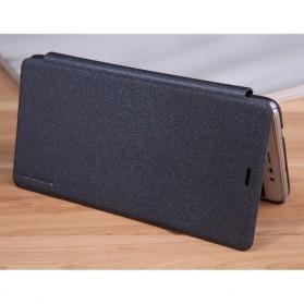 Nillkin Sparkle Window Case for Xiaomi Redmi Note 3 / Note 3 Pro (KENZO) - Black - 7