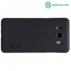 Nillkin Super Frosted Shield Hard Case for Samsung Galaxy J5 2016 - Black - 2