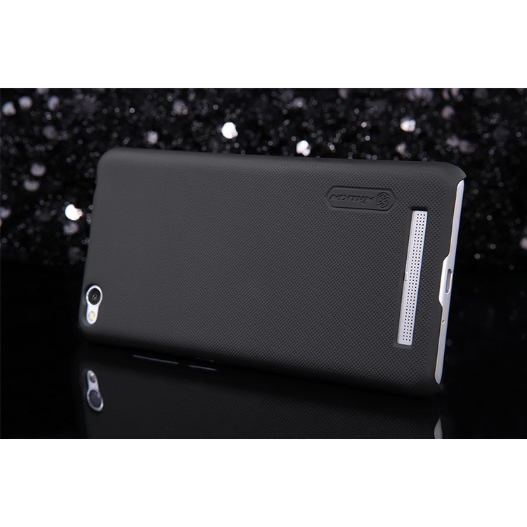 ... Nillkin Super Frosted Shield Hard Case for Xiaomi Redmi 3 Pro - Black - 5 ...