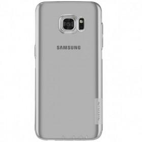 Nillkin Nature TPU Case for Samsung Galaxy S7 Edge - Transparent - 2
