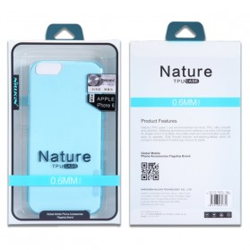 Nillkin Nature TPU Case for Samsung Galaxy S7 Edge - Transparent - 9