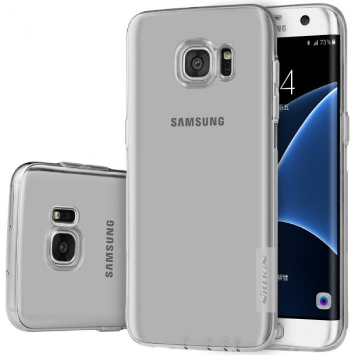 best sneakers a321d 6adb7 Nillkin Nature TPU Case for Samsung Galaxy S7 Edge - Transparent